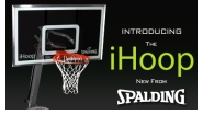 Spalding iHoop – Facciamo due tiri a canestro a ritmo di musica!