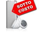 Il nuovo iPod Shuffle costa solo 21,77 dollari (ad Apple)!