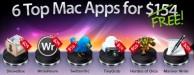 MacHeist regala sei applicazioni … FREE solo per qualche giorno!