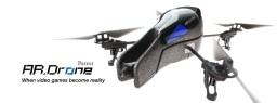 Parrot AR.Drone – Dove è il confine tra (video)gioco e realtà?