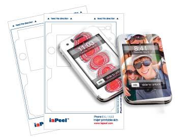 iaPeel – Cover adesive fai da te per iPod ed iPhone