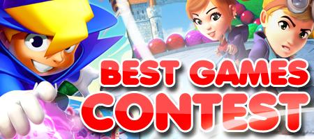 Contest Gameloft – Twitta e vinci un'applicazione a scelta!