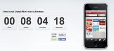 Opera Mini al countdown finale per il rilascio su AppStore