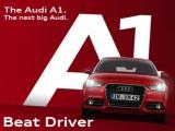 Audi A1 Beat Driver – Muoviti a ritmo di musica con la tua auto!