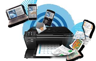 Arrivano le stampanti con la posta elettronica – Stampa via web da qualunque dispositivo