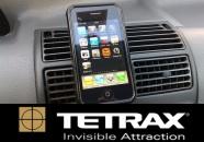 Supporto magnetico per auto Tetrax  – [Recensione]