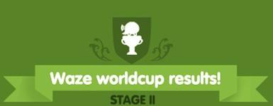 L'Italia passa alle semifinali della Waze Worldcup