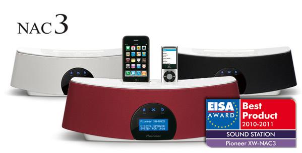 Kodo by Pioneer – Un intera famiglia di amplificatori per iPod ed iPhone