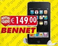 Operazione Sottocosto – iPod Touch 8GB a soli 149 Euro