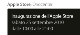 Inaugurazione Apple Store Bergamo – un'altra Cattedrale nel Deserto?