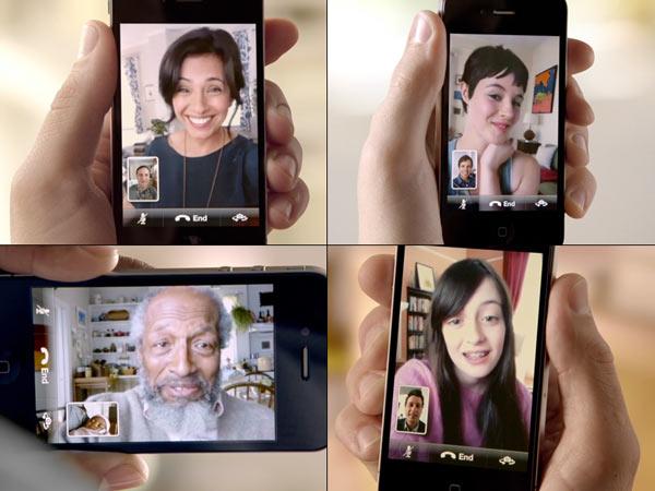 Gli spot Apple dedicati all'iPhone 4 in onda sui canali televisivi italiani