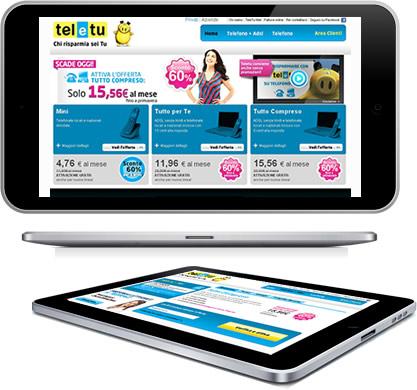 Concorso TeleTu – In estrazione 3 iPad
