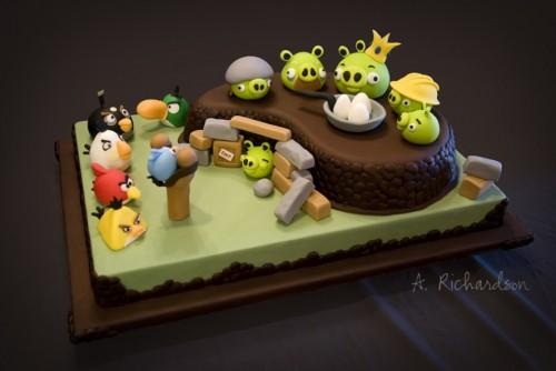 Angry Birds diventa il gioco più delizioso di AppStore!
