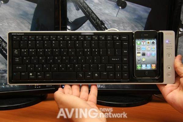 Omnio WOWKeys – Una tastiera per l'iPhone … anzi no!