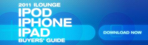 iLounge.com rilascia iPod, iPhone ed iPad Buyer's guide 2011