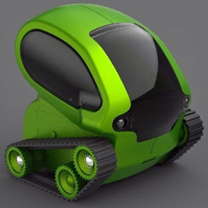 iPhone sempre più compagno di giochi con Tankbot, il carro-armato radiocomandato!