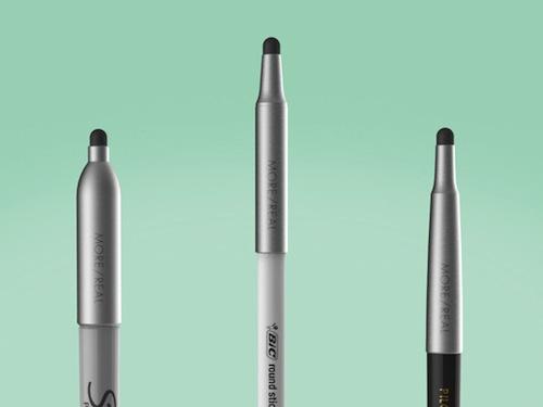 Chi ha bisogno di un pennino? Una bella idea nasce da un concept, forse presto in vendita