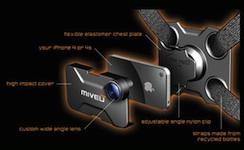 Trasforma il tuo iPhone in una POV camera