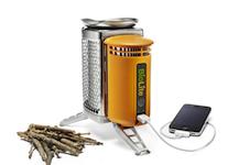 Portati l'iPhone in campeggio con il BioLite CampStove