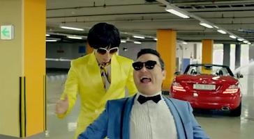 PSY – Gangnam Style, uno dei video più visti sul pianeta