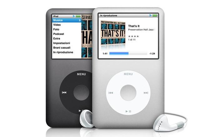 Buon compleanno iPod!