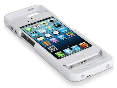 Batteria aggiuntiva per iPhone 5 e 5s