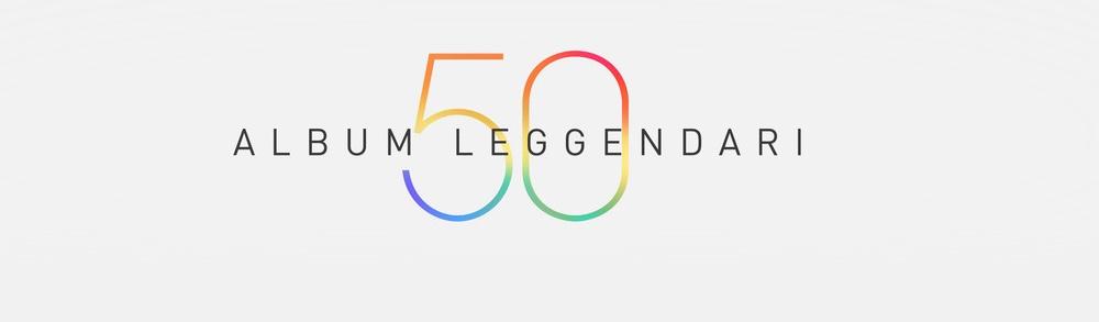 50 album leggendari da non perdere